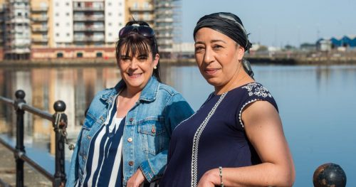 'I'm going to kill you' The women who found themselves in the middle of a fatal knife attack while shopping at the Co-op