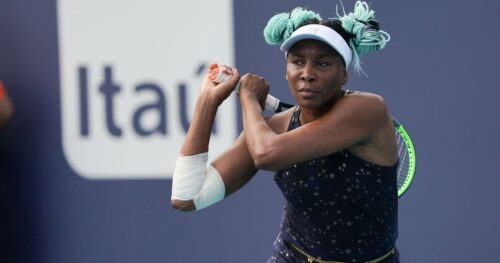 THE BEST OF WOMEN'S TENNIS FASHION IN MIAMI AND CHARLESTON